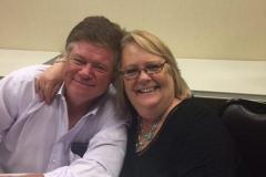 Duain Bailey and Linda Bidulka